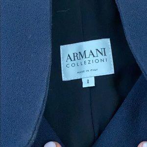 Gorgeous size 2 navy blue Armani Collezioni size 2